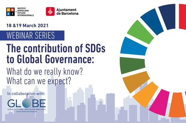 SDG webinars news