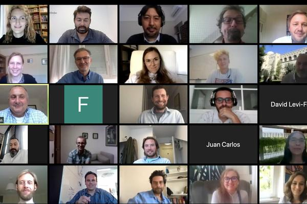 GLOBE-Online-Meeting