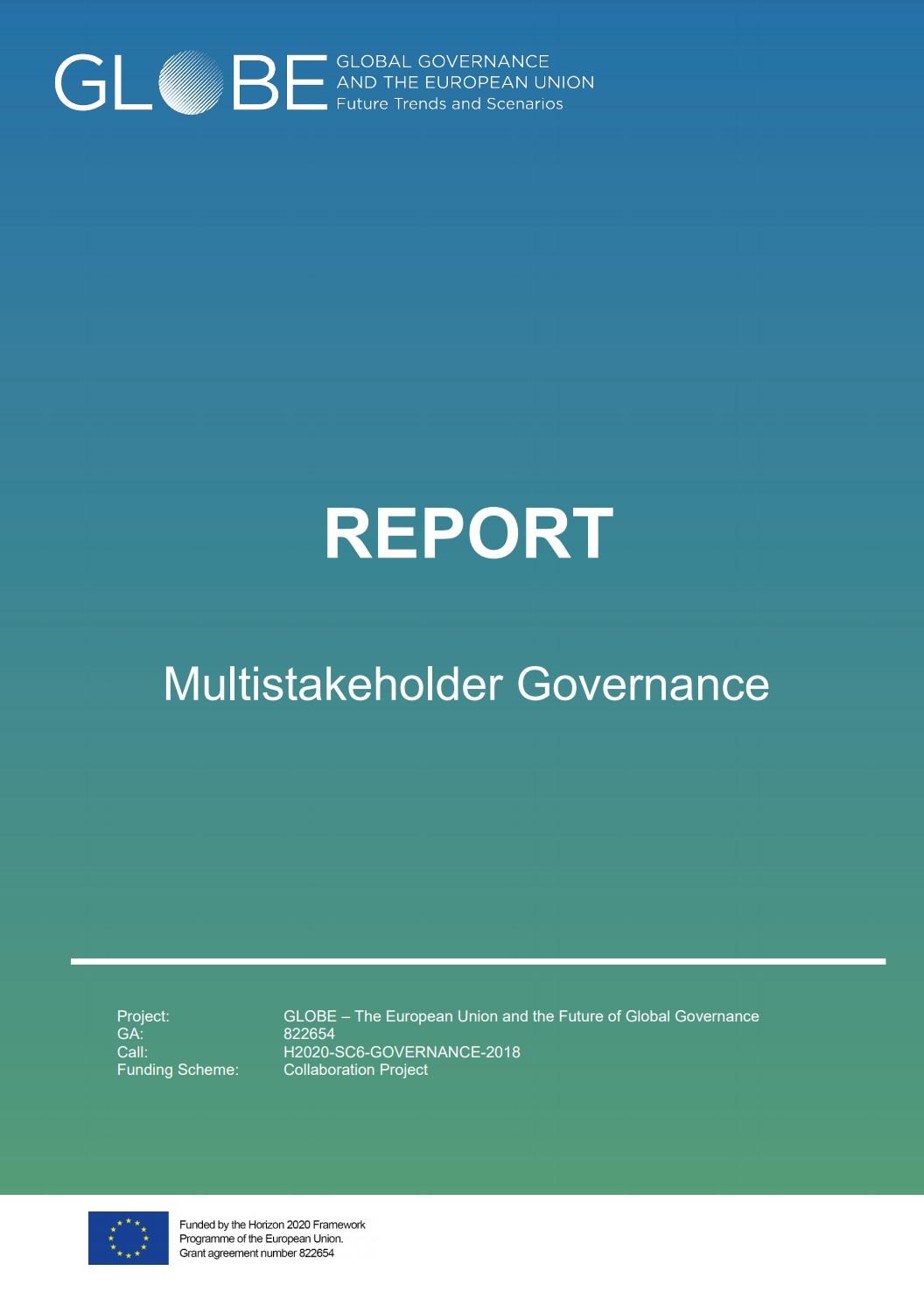 Multistakeholder Governance Report (Cover)